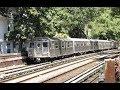 [HD] New York City Subway Fanning at Avenue H