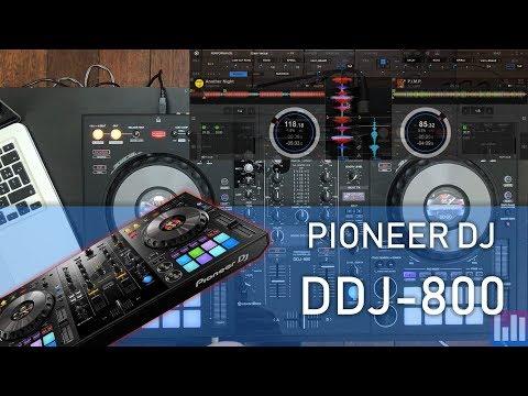 Pioneer DJ DDJ-800 Rekordbox DJ controller full review
