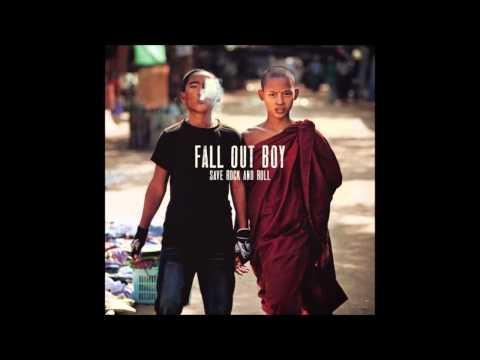 The Mighty Fall by Fall Out Boy ft. Big Sean Audio