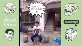 Chinese Funny Videos   Prank Chinese 2016 #5 Mp4