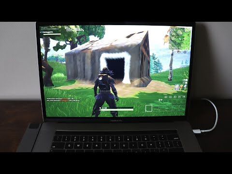 Gaming On The 2019 MacBook Pro...