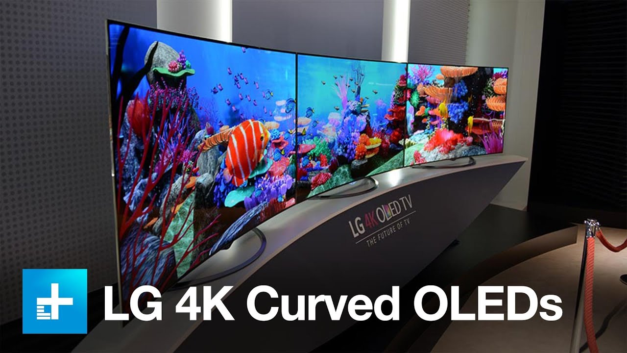 lg curved 4k oled tvs at ifa 2014 youtube. Black Bedroom Furniture Sets. Home Design Ideas