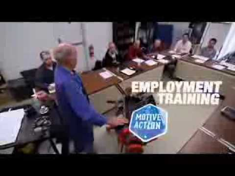 Employment Training - Motive Action's program for youth