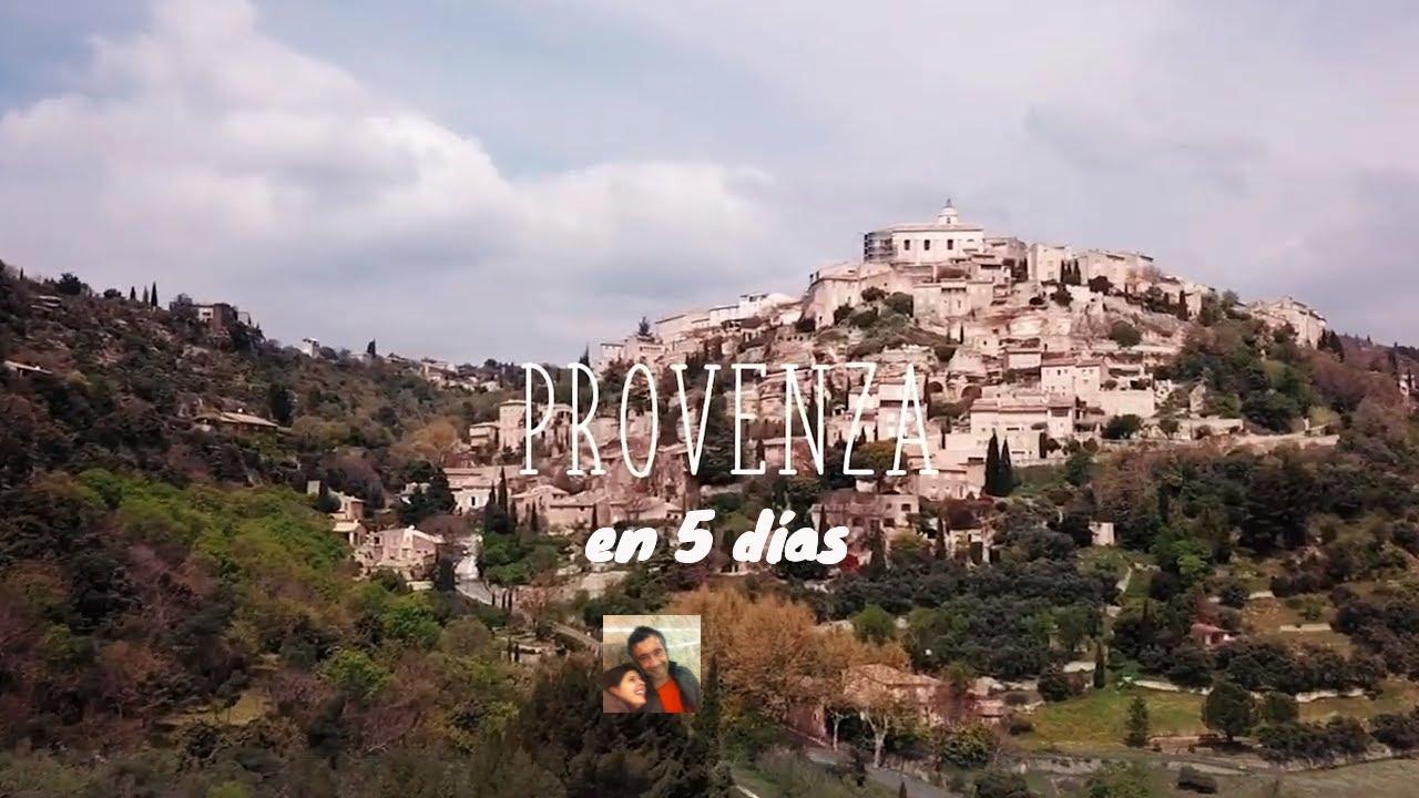 La Provenza francesa interior en 5 días I Daniela : episodio 6