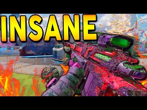 GOING OFF WITH THE LOCUS!! (Black Ops 3)
