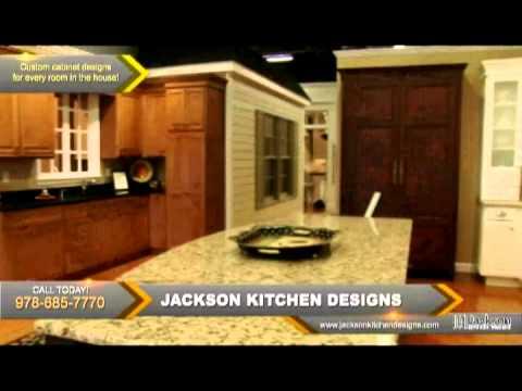 jackson kitchen designs showroom - youtube