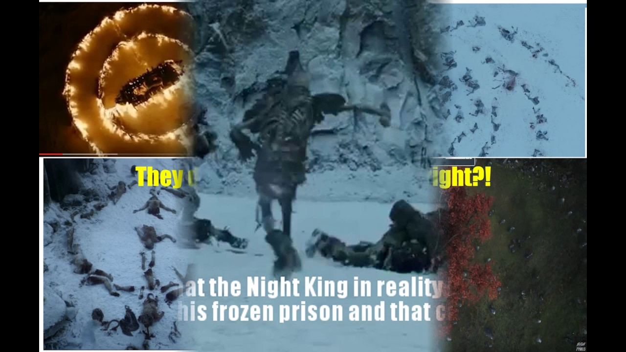 Game Of Thrones What Does The Night King Want The White Walker