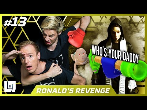 Who's Your Daddy met Link, Joost en Ronald | Ronald's Revenge | LOGS2 #13
