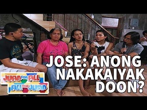 Jose: Anong nakaka-iyak doon?   January 23, 2019