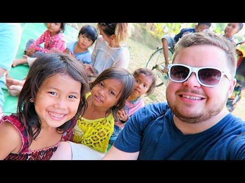 THE CHILDREN OF CAMBODIA!
