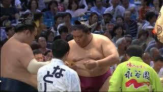 大相撲名古屋場所 七日目 ▽北の富士語る(2)大関昇進二字.