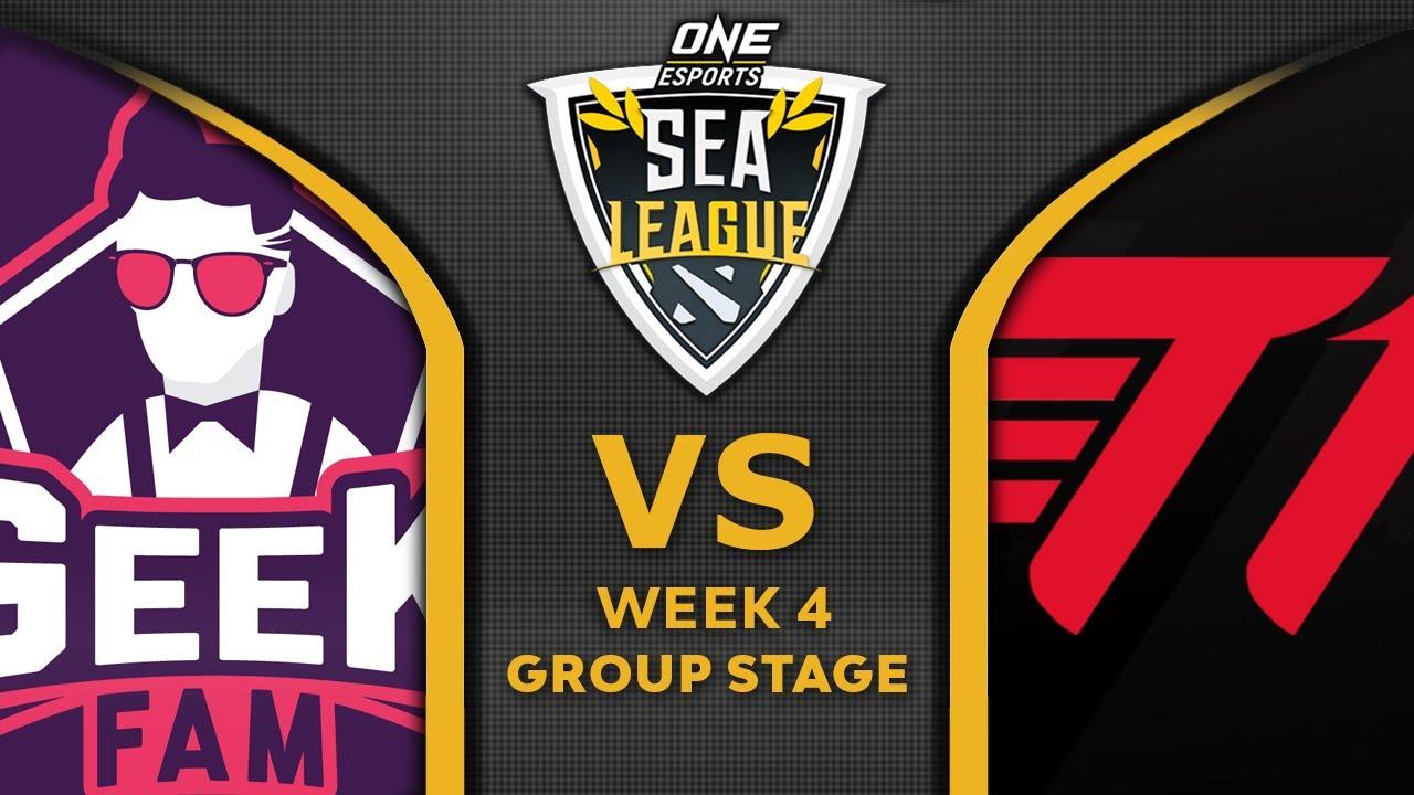 Download GEEK FAM vs T1 - GREAT PERFORMANCE! - ONE Esports Dota 2 SEA League Highlights 2020