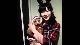 クリスマスプレゼント☆ HKT48 研究生 江藤彩也香.