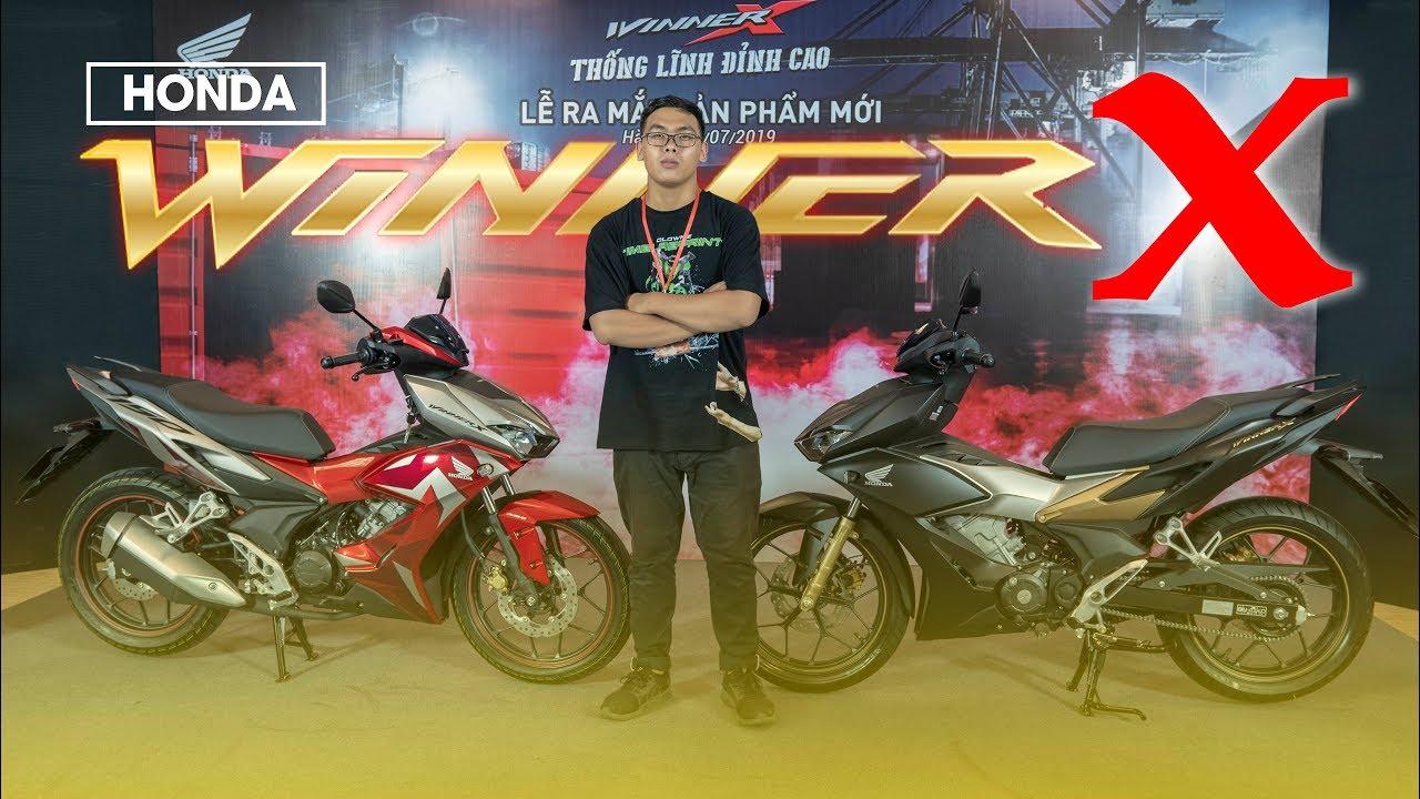 Honda Winner X: Dấu chấm hết cho Yamaha Exciter 150?