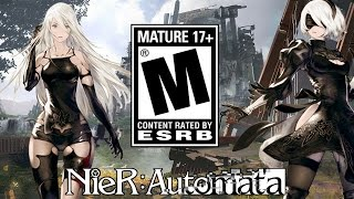 ESRB Description For Nier: Automata Revealed
