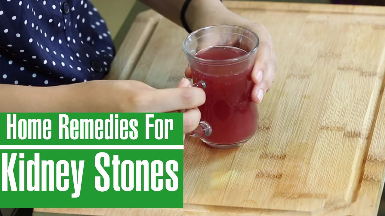 2 Best Home Remedies For Kidney Stones Pain Relief In Women Youtube