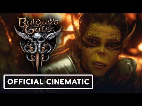 Baldur's Gate 3 - Official Full Intro Cinematic
