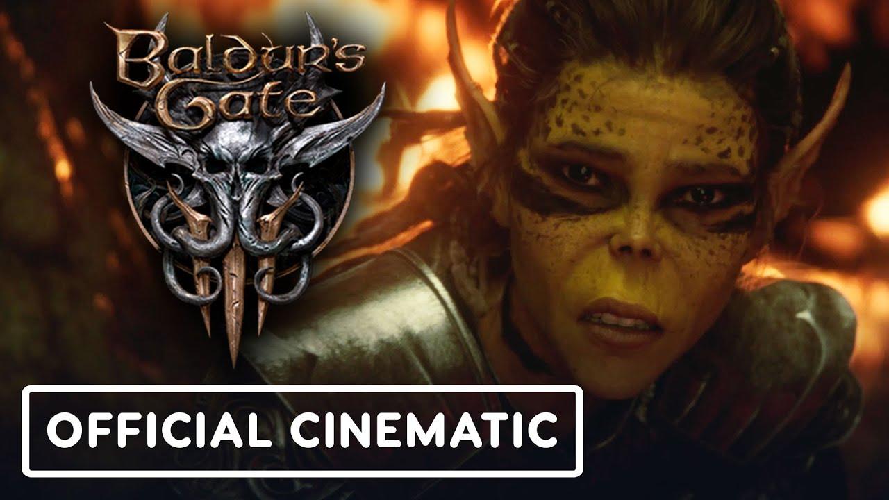 Download Baldur's Gate 3 - Official Full Intro Cinematic
