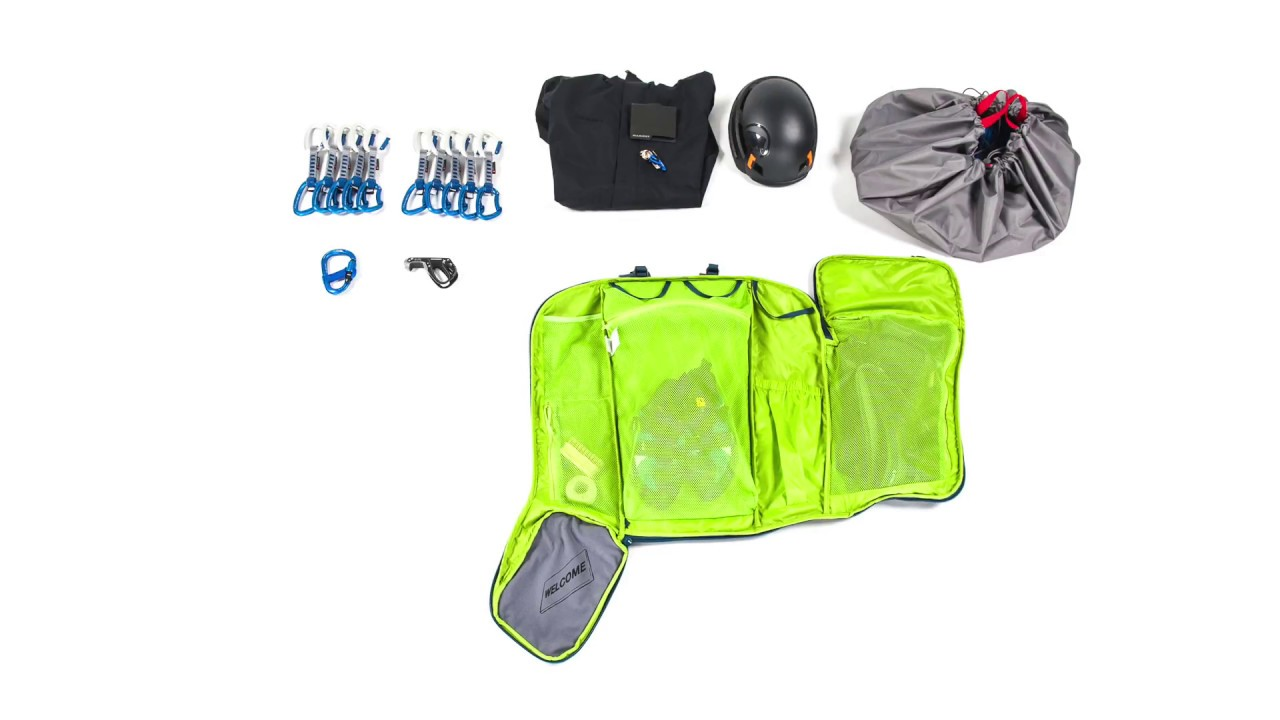 95522b6c77 Mammut Neon Smart Backpack - YouTube