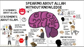 TRAPS OF SATAN: SPEAKING ABOUT ALLAH WITHOUT KNOWLEDGE - Tim Humble...