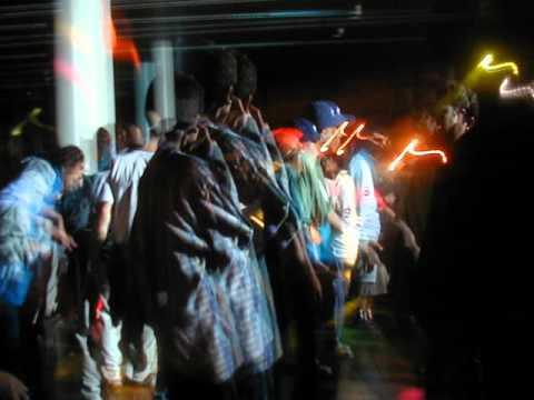 DJ ALIF - Live @ Junglize - IST, 05-10-2002