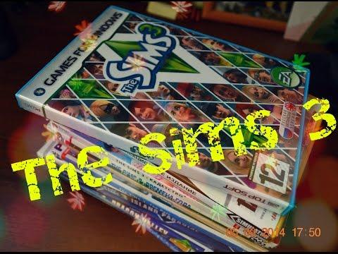 Мои диски по игре The Sims 3
