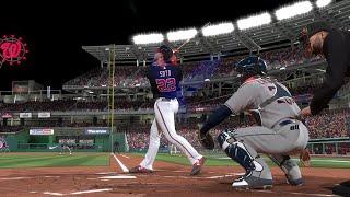 2019 World Series   Houston Astros Vs Washington Nationals   Game 3 (mlb 10/25/2019) Mlb The Show 19