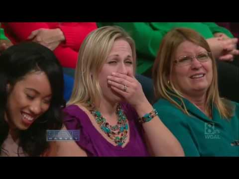 Steve Harvey show March 31 2017 Holly Robinson Peete ,Two Moms Who Connected In An Unlikely Way full