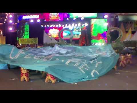 Aliwan Fiesta 2019: Panagbenga Festival of Baguio City
