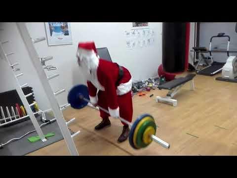 Joulupukki vieraili taas Nallisportissa