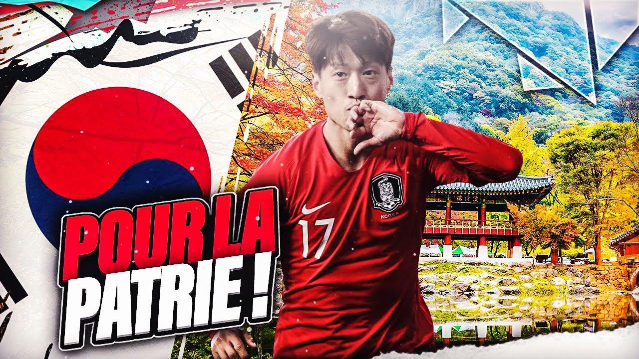 FIFA 20 | POUR LA PATRIE - CORÉE DU SUD