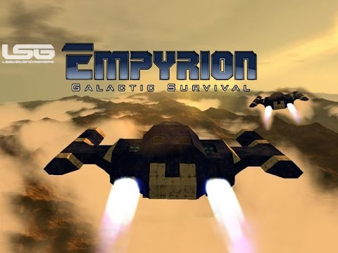 Empyrion Galactic Survival - Planetary Exploration & Vast Galaxy's