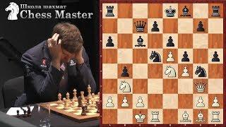 Карякин Каруана Первая Кровь В London Chess Classic 2017