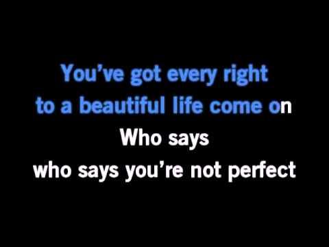 Selena Gomez - Who Says Karaoke
