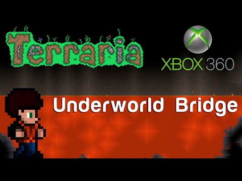 Terraria Xbox - Underworld Bridge [74]