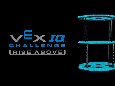 VEX IQ Challenge Rise Above: 2020 - 2021 Game
