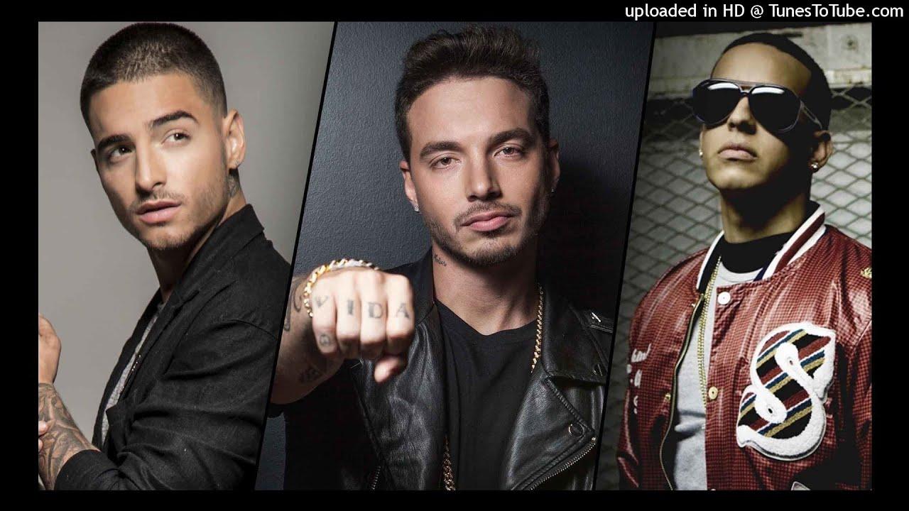 J Balvin Ft Maluma Y Daddy Yankee - Fiesta (Remixeo) Dj Arman 2016 - YouTube