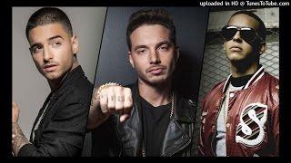 J Balvin Ft Maluma Y Daddy Yankee - Fiesta (Remixeo) Dj Arman 2016