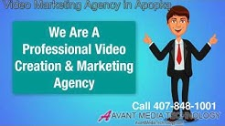 Video Marketing Agency Apopka 407-848-1001