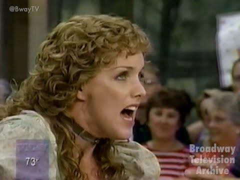 "Alice Ripley - ""I Dreamed A Dream""  - Les Misérables (NBC Today 28-Aug-1999)"