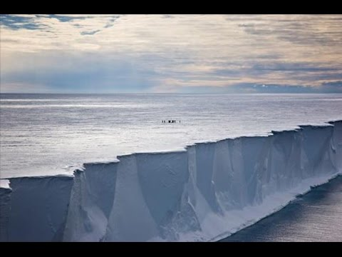 THE TIME IS NOW #1 Antarctica: Continent or Ice Wall?