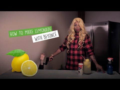 How To Make Lemonade With Beyoncé