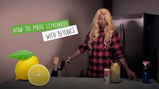 Baixar How To Make Lemonade With Beyoncé