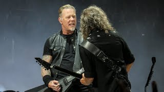 Metallica Live in London, Worldwired Tour 2017 - High Quality (22/10/2017, The O2 Arena)