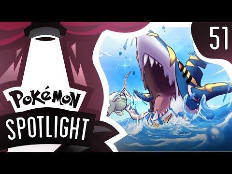 """POKEMON SPOTLIGHT: MEGA SHARPEDO!"" #51 Pokemon Ultra Sun & Moon! UU Showdown Live w/PokeaimMD"