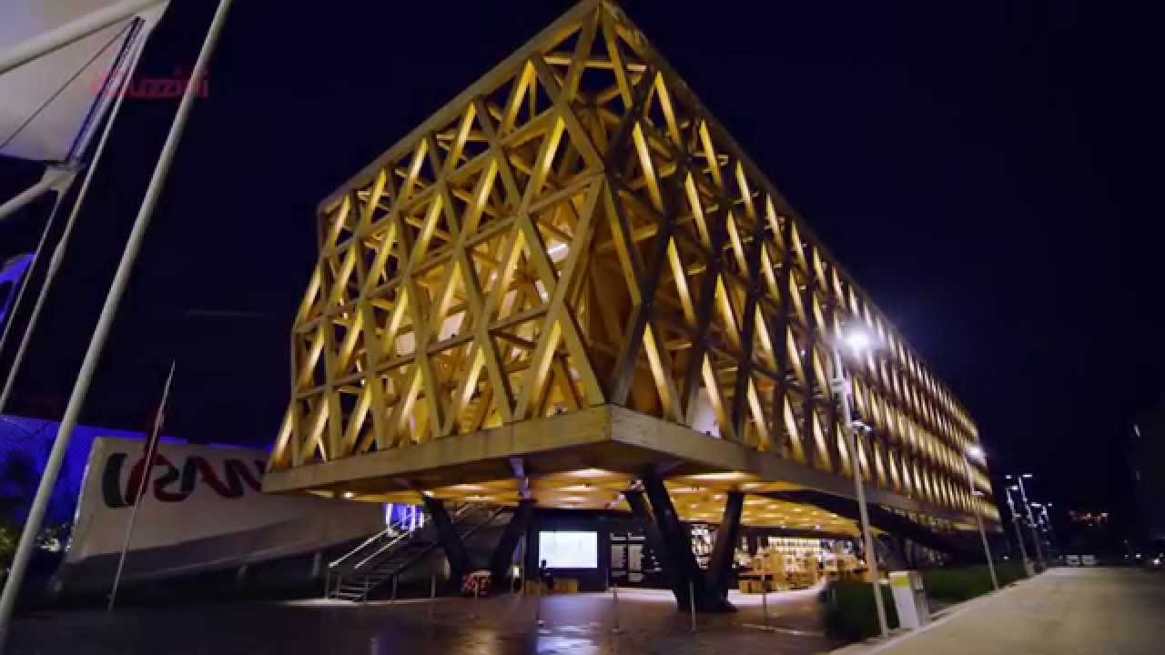 Best Stands Expo Milano : Expo milano chile pavilion youtube