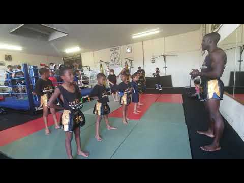 Muay Thai Masters Academy Kids
