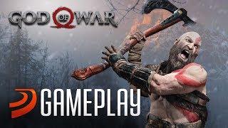 Jugamos las primeras horas de God of War en PS4
