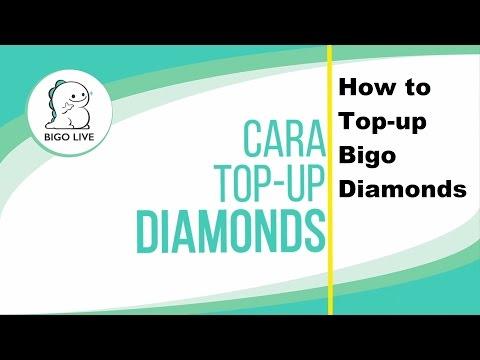 Cara Beli Diamond Di Bigo Live Dengan Mudah