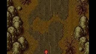激突弾丸自動車決戦 バトルモービル (INTRO - GAME PLAY - SUPER FAMICOM - 1993)